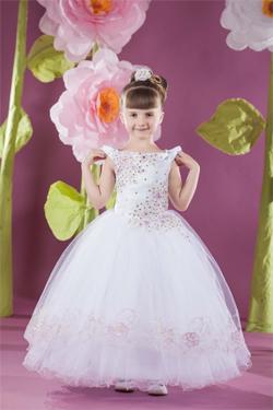 981001b75342b5b Красивые, пышные Бальные детские платья от производителя Jeorjett Dress