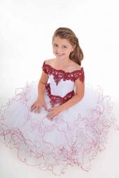 Оптом детские пышные платья