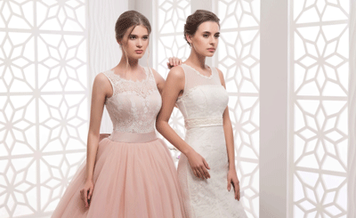 Wedding dresses wholesale from manufacturer in Ukraine.
