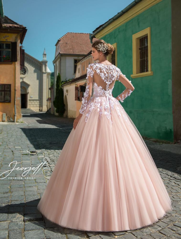4d2729793073841 Свадебное платье J-728 | Jeorjett Dress