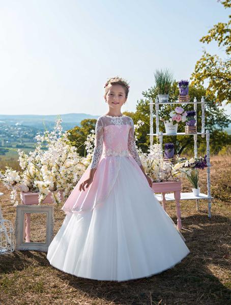 Дитячі сукні 2018. Дитяча сукня   D-463 3b495139fcc7b