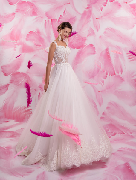 Wedding dress / J-875