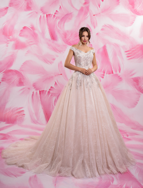 Wedding dress / J-876