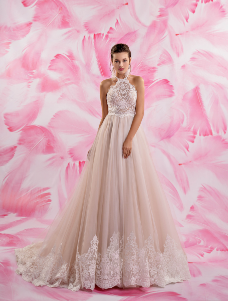 Wedding dress / J-878