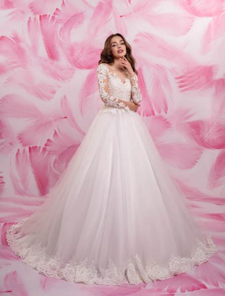 Wedding dress / J-880