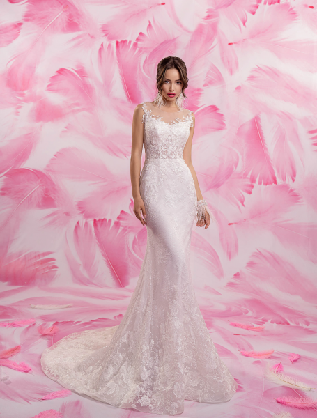 Wedding dress / J-881
