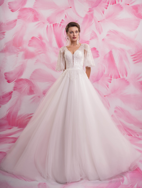 Wedding dress / J-882