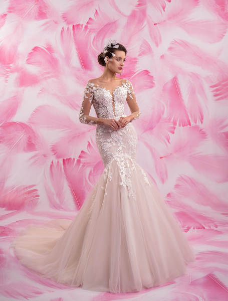 Wedding dress / J-883
