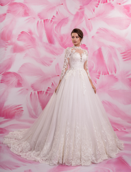 Wedding dress / J-885